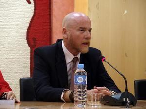 Justo Rodríguez, el autor de 'Bailando con lobos laboralistas'.