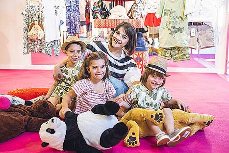 KOKER apuesta por la moda infantil y abre la primera tienda KOKER KIDS