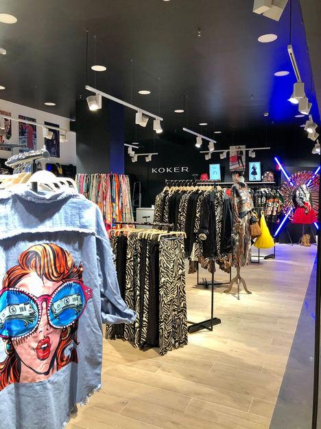 La franquicia de moda femenina KOKER mantiene su crecimiento con nuevas aperturas