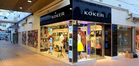 KOKER inaugura su primera nueva boutique tras el confinamiento en Torremolinos