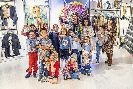 Koker organiza un evento solidario con Afannes Toledo en el que niños y niñas desfilarán de la mano de familiares y modelos