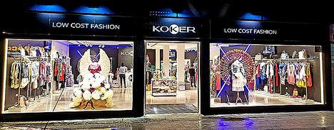 La firma de moda lowcost de calidad KOKER crece un 32% en 2018 y vende más de 240.000 prendas