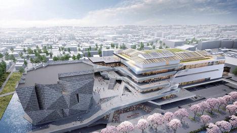 Los nuevos museos de Japón que te dejarán con la boca abierta