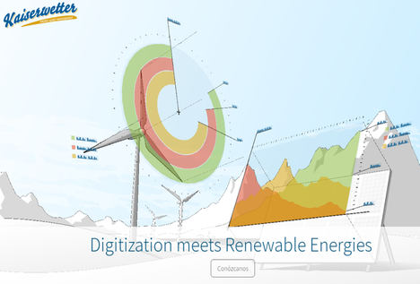 El coste de producción de las renovables ya es menor que los costes de las convencionales