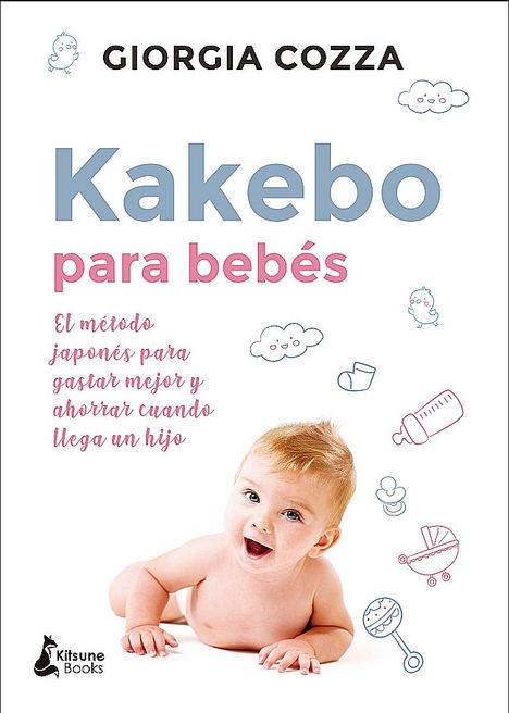 Kakebo para bebés, de Georgia Cozza