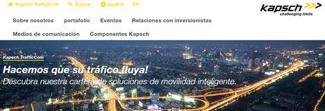 Kapsch TrafficCom se consolida en la Zona Norte con varios proyectos de movilidad en el País Vasco