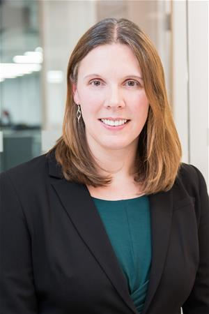 Karen Ashcroft, directora global de Finanzas de CISI.
