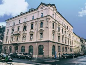 La firma bilbaína Kategora completa la rehabilitación de un histórico edificio en Budapest