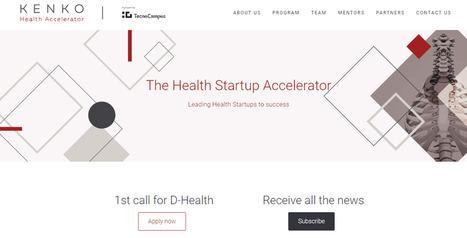 Kenko Health Accelerator inicia su programa de aceleración con 5 startups de salud digital