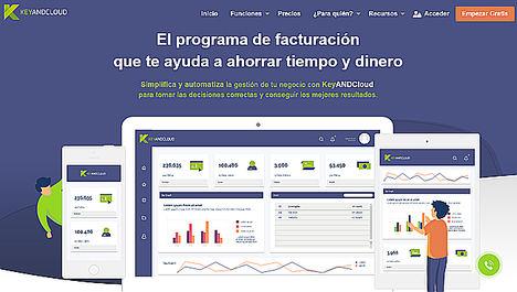La startup especializada en facturación electrónica Keyandcloud se afianza en España