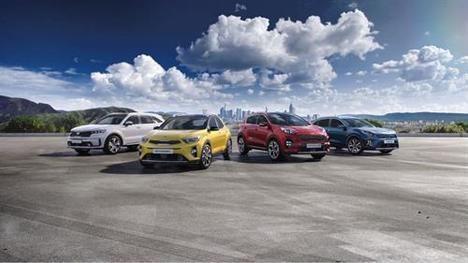 La gama SUV de Kia supera los 10 millones de unidades vendidas