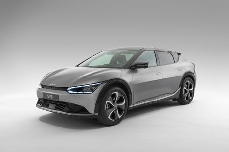 El Kia EV6 redefine las fronteras de la movilidad eléctrica