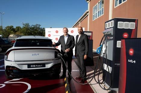 Kia Iberia y la energética EDP sellan un acuerdo