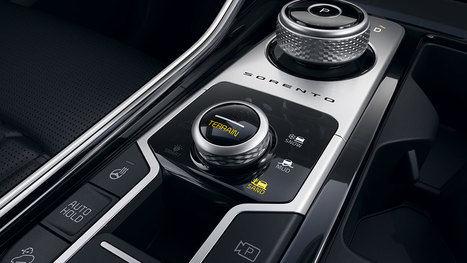 El nuevo 'Terrain Mode' hace más capaz a la cuarta generación del Kia Sorento