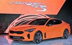 Edición Especial del Kia Stinger GTS