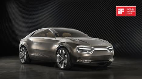 "Kia XCeed y concept ""Imagine by Kia"" galardonados"