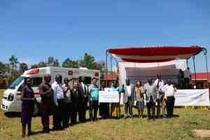Kia renueva un centro de salud en Uganda