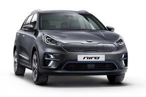 Kia e-Niro, 485 km. de autonomía