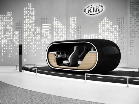 Kia en el CES 2019 de Las Vegas