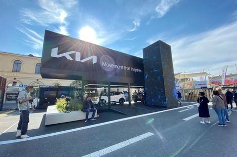 Kia destaca en el Salón Mobility de Múnich