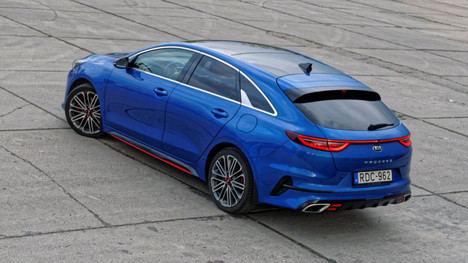 Kia Proceed 1.6 T GDi GT