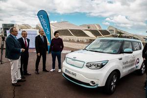 Kia y Endesa impulsan la Segunda Vuelta a España en Vehículo eléctrico