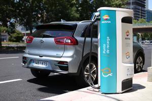 Kia y Repsol acuerdo para impulsar la movilidad eléctrica