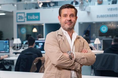 Kiko Carasa, nuevo Director de desarrollo de negocio de 2btube