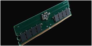 Kingston Technology es el primer proveedor de terceros en recibir la validación de Intel para la memoria DDR5