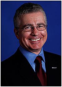 Kirill Tatarinov, Vicepresidente Ejecutivo de Acronis.