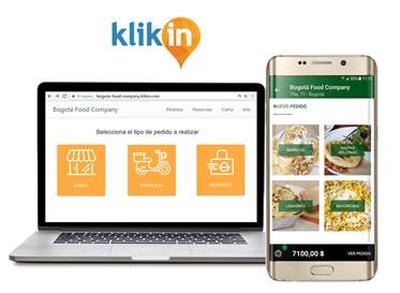 La startup Klikin inicia su actividad en México y Colombia