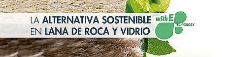 Knauf Insulation introduce la lana de roca sostenible en España