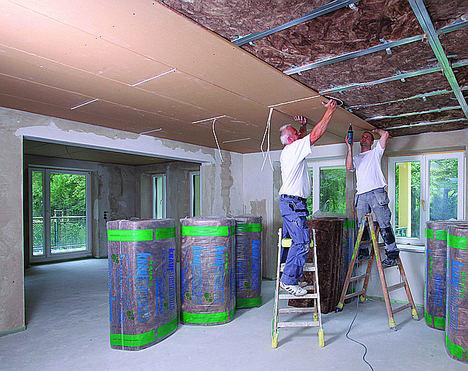 Knauf Silentboard instalación.