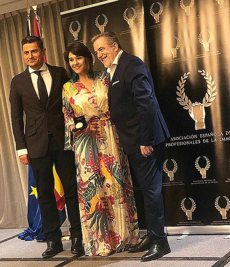 KOKER ha sido premiada con la Medalla de Oro de la Asociación Española de Profesionales de la Imagen