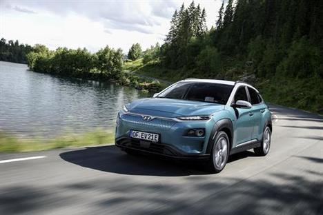Hyundai Kona eléctrico sin límites