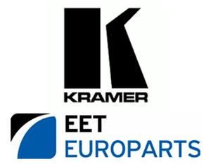 Kramer Electronics LTD nombra a EET Europarts mayorista oficial para la distribución de sus productos