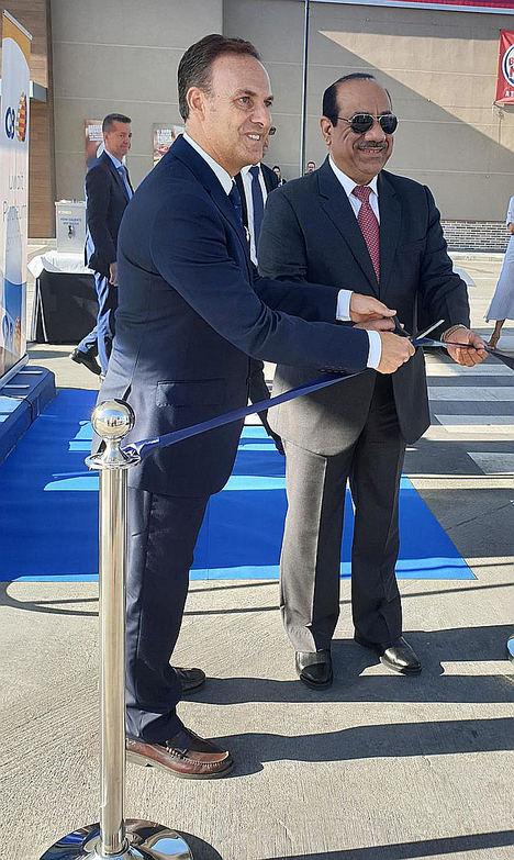 Kuwait Petroleum inaugura su nueva estación de servicio en El Puerto de Santa María