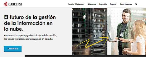 Kyocera mejora la experiencia del usuario y da mayor poder a sus clientes con el lanzamiento de su nueva web
