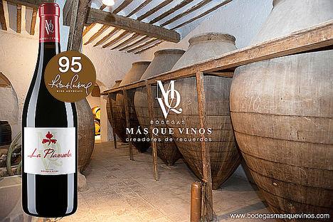 La Plazuela, el vino de Toledo que roza la perfección para Robert Parker