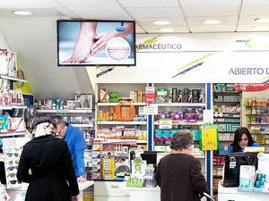 La 'distribución inteligente' de publicidad en las farmacias aumenta las ventas un 30%