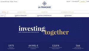 La Française adquirirá el 100% del control de la sociedad conjunta Inflection Point Capital Management UK Ltd