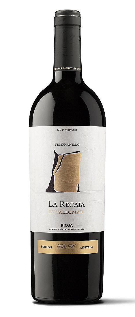 Bodegas Valdemar presenta La Recaja: su último vino de parcela de serie limitada