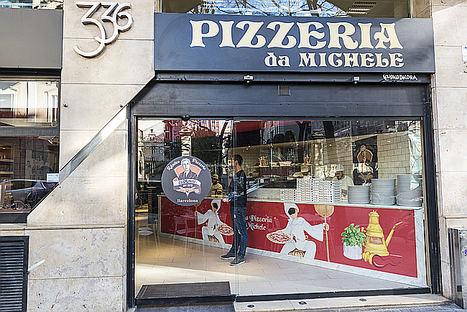 L'Antica Pizzeria Da Michele empieza a repartir a domicilio en Barcelona