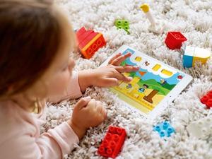 LEGO® DUPLO® WORLD® elegida como la mejor app infantil
