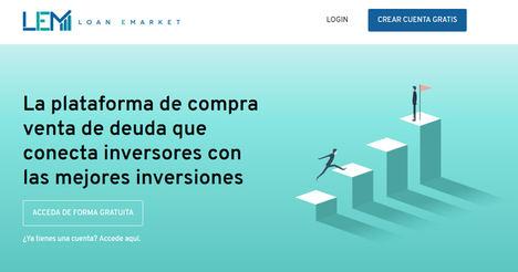 Nace LEM Loan eMarket, la primera empresa española especializada en ofrecer a pequeños y medianos inversores entrar en el mercado secundario de deuda
