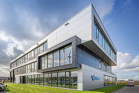 LEMO inaugura nuevas instalaciones en los Países Bajos para reforzar sus servicios