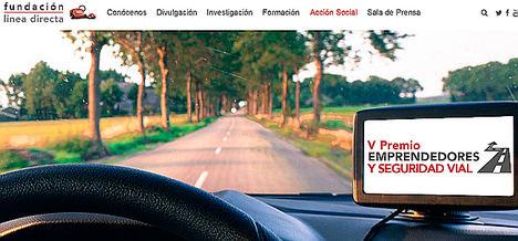 La Fundación Línea Directa elige a los finalistas de la V edición del Premio Emprendedores y Seguridad Vial