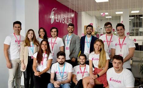 LIVE4LIFE abre dos oficinas en Granada y Sevilla