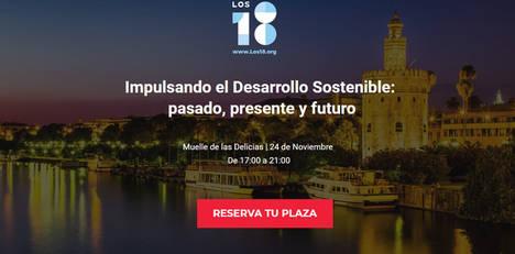 Los 18.org presentan en la Nao Victoria la primera vuelta al mundo solidaria por 18 causas