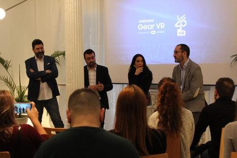 LOS40 presentan junto a Samsung su primera aplicación de realidad virtual